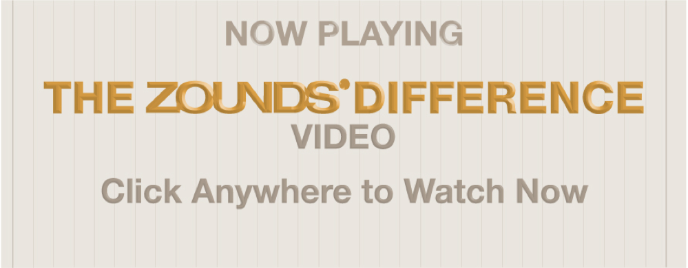 Zound's Difference Video
